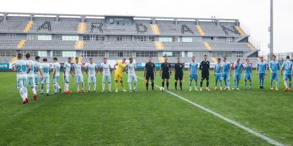 d6c98ef3f9c40 Highlights: FC Zenit Saint Petersburg - ŠK Slovan Bratislava (0:0 ...